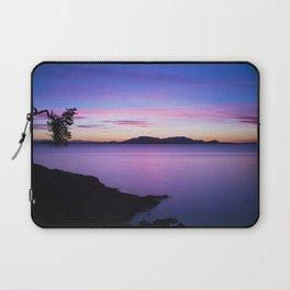 Vibrant Sunset Laptop Sleeve