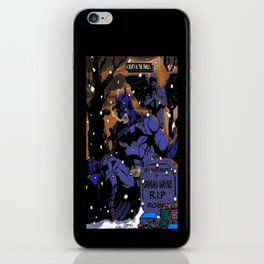 A Death In The Family iPhone Skin