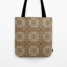 Leopard Pattern by Lika Ramati Tote Bag