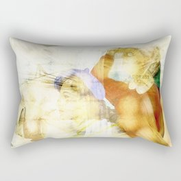 Newport Oregon - Imagination Rectangular Pillow