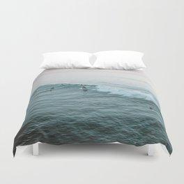 Let's Surf V Duvet Cover
