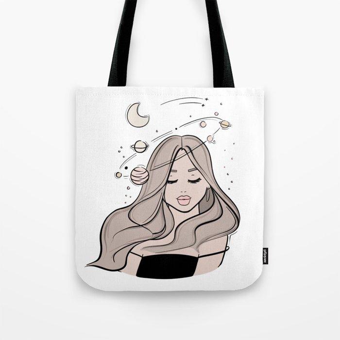 Little Dreamer Tote Bag