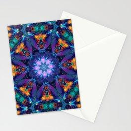 Coleção mandalas, amor Stationery Cards