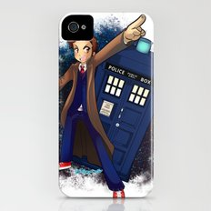 Doctor Who Slim Case iPhone (4, 4s)