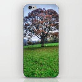 Winter Oak iPhone Skin