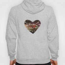 Space Heart Hoody