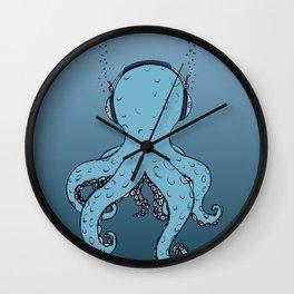 Kind of blue Wall Clock