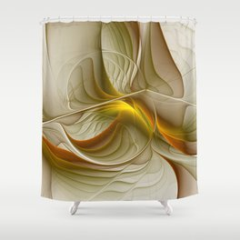 Flame Shower Curtains