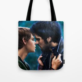 perfect time to restart relationship Tote Bag