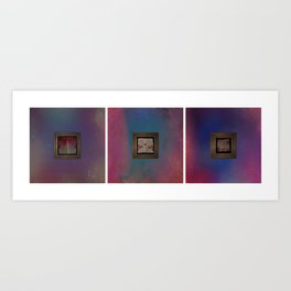 SN/1-3 Art Print