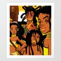 Children of Oshun by xpayneart