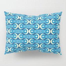 Celtic Moons Pillow Sham