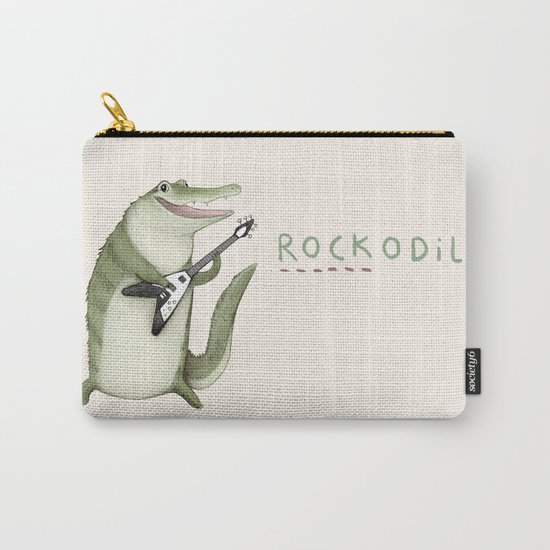 Rockodile Carry-All Pouch