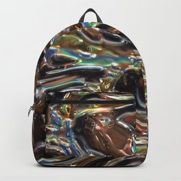 Iridescent Copper Backpack