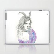 Zodiac - Capricorn Laptop & iPad Skin