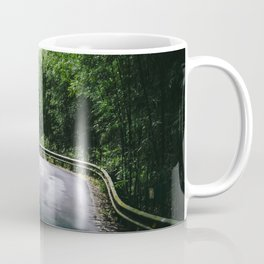 Driving the Hana Highway Coffee Mug