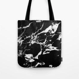Black Marble #13 #decor #art #society6 Tote Bag