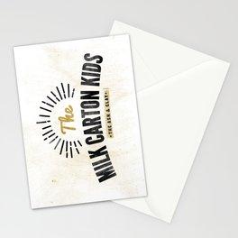 Milk Carton Kids Stationery Cards
