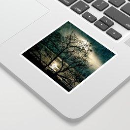 Landscape in a dream Sticker