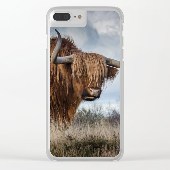 Highlander 1 Clear iPhone Case