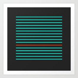 Optical 0.2 Art Print