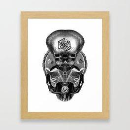 Grimoire Framed Art Print