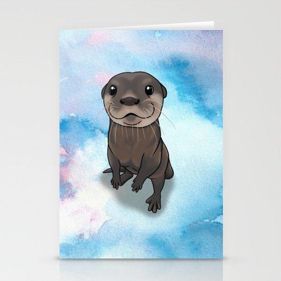 Otter Cuteness by lady_mustela