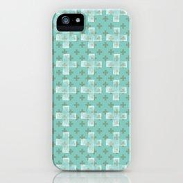 Emerald Twist iPhone Case