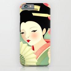 Geisha: Rose Slim Case iPhone 6s