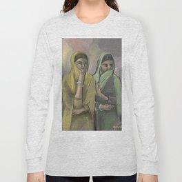 Punjabi Village Girls 3 Long Sleeve T-shirt