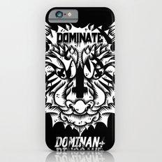 Satanic tiger iPhone 6s Slim Case