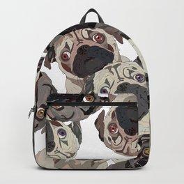 Pug Nation Backpack
