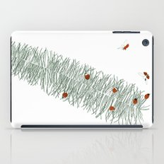 Feathergrass iPad Case