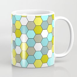 honeycomb tile spring Coffee Mug