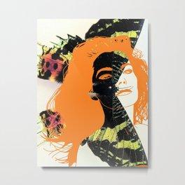 Musician.1 Metal Print