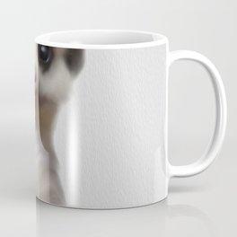 Baby meerkat ,  Safari baby shower Coffee Mug