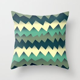 Boohoo! Throw Pillow
