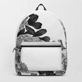 Flowers in the morning Backpack