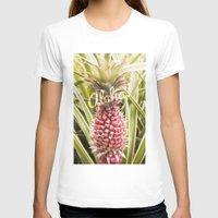 aloha T-shirts featuring Aloha! by Megan Matsuoka