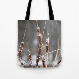 Cotton Tails Tote Bag