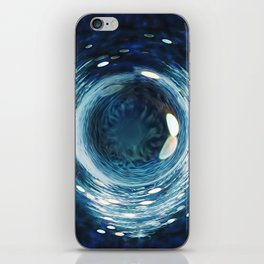 Tunnel Vision iPhone Skin