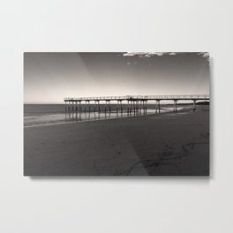 Way to sea Metal Print