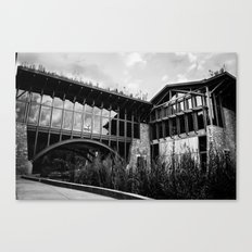 Heritage Center Canvas Print