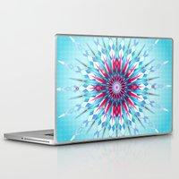 diamond Laptop & iPad Skins featuring Diamond by Helen Kaur