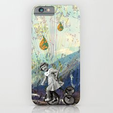 the early girl gets the bird iPhone 6 Slim Case
