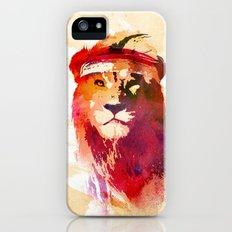 Gym Lion Slim Case iPhone (5, 5s)