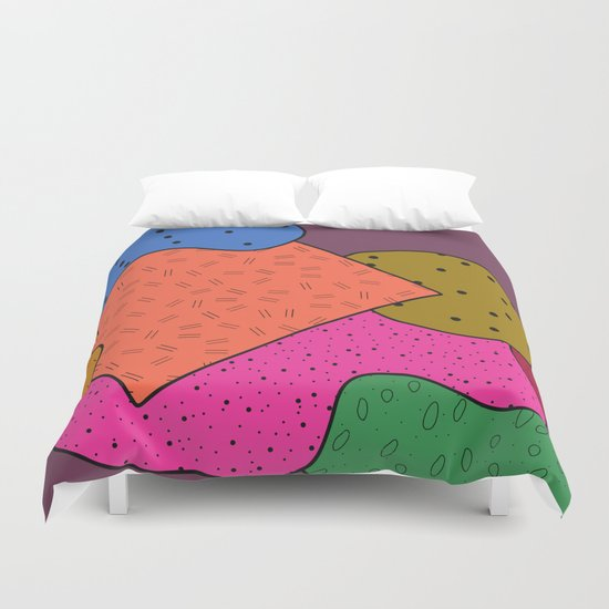 Went Mad Duvet Cover