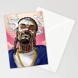 Snoop Bot Stationery Cards