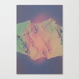 SUMMITS Canvas Print