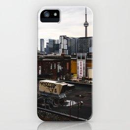 Kensington Market - Toronto iPhone Case